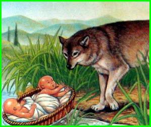 Исторические мифы о воспитании детей в стаях животных.