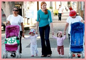 Прогулка с ребёнком – непростое дело!