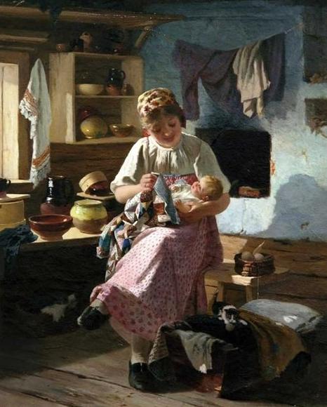 Первенец. Особенности характера первого ребенка в семье.