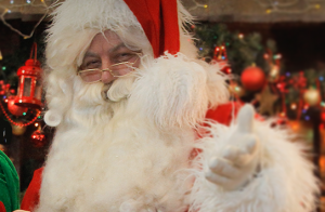 Видео-поздравление от Деда Мороза.