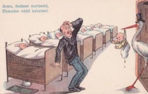 Рекорды материнства.