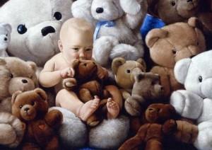 Выбор имени новорожденного внука. Строгий выговор родителям