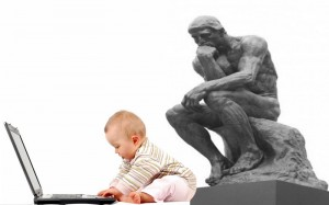 Компьютер и ребенок: за и против