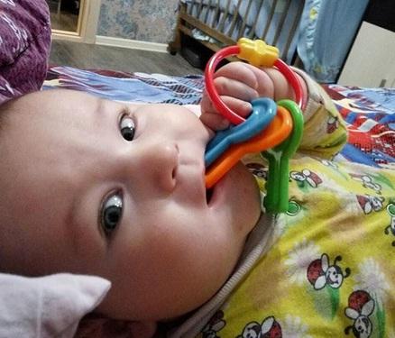 Мишане 5 месяцев