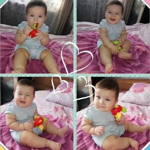 Мишане 8 месяцев