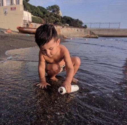 Игры у моря